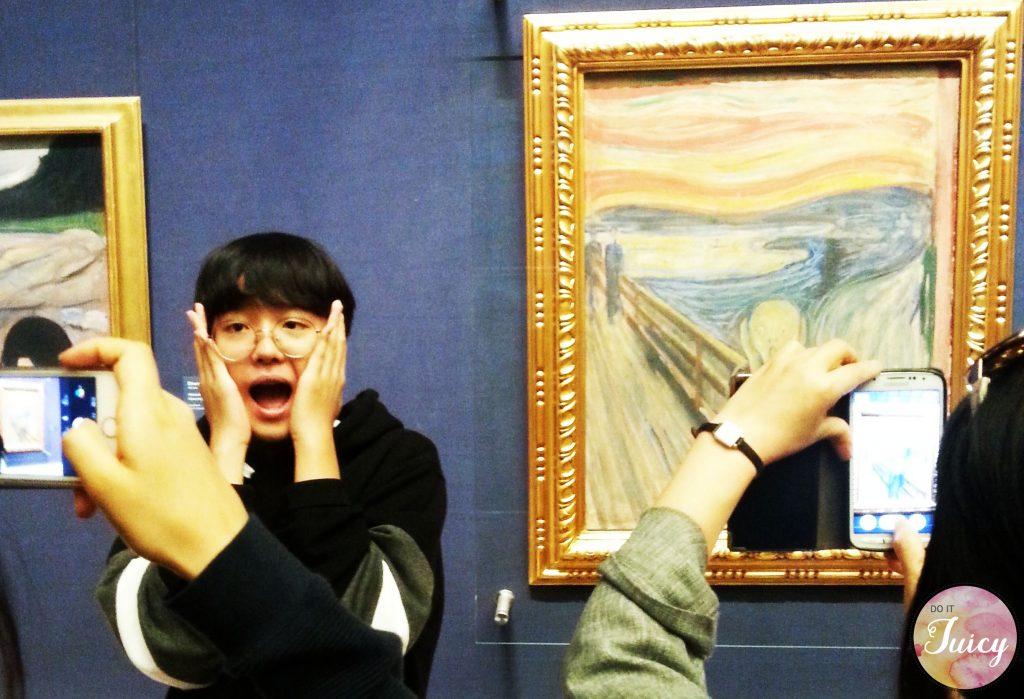 Urlatori di Munch