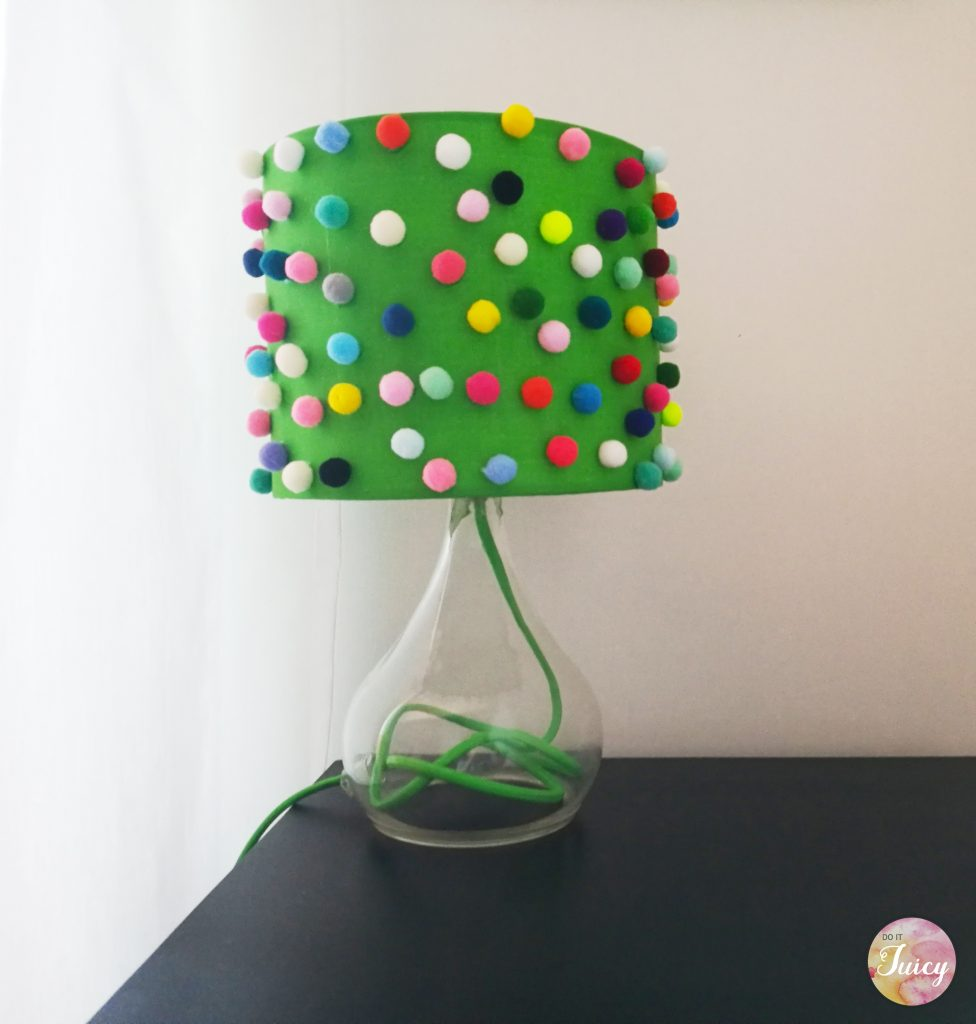 Restyling of a lamp